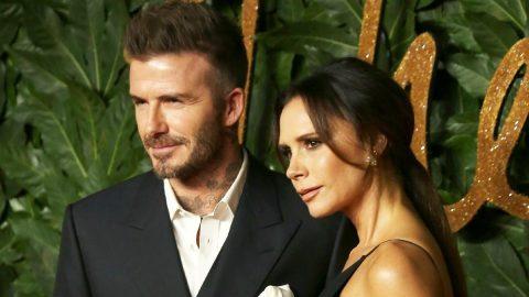 David ve Victoria Beckham, mart ayında corona virüsüne yakalanmış