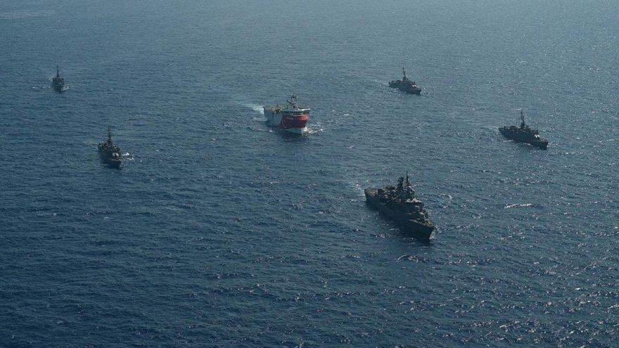Doğu Akdeniz gerilimi: Türkiye'ye adeta süre verdiler