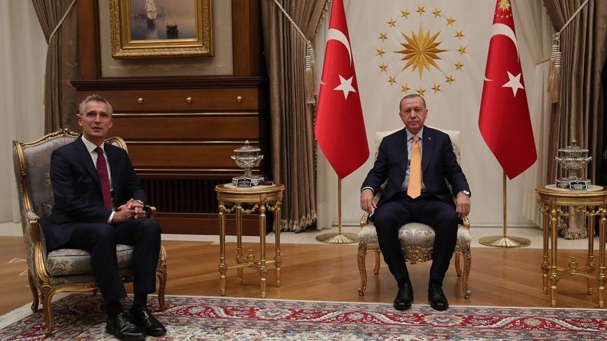 Erdoğan: NATO müttefikleri Türkiye ile somut dayanışma sergilemeli