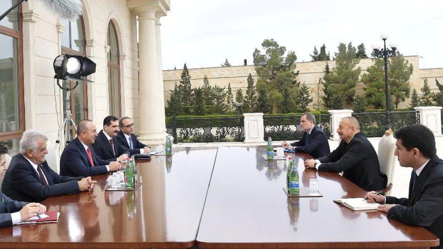 Aliyev: Sıcak çatışma biterse görüşmelere geri döneriz