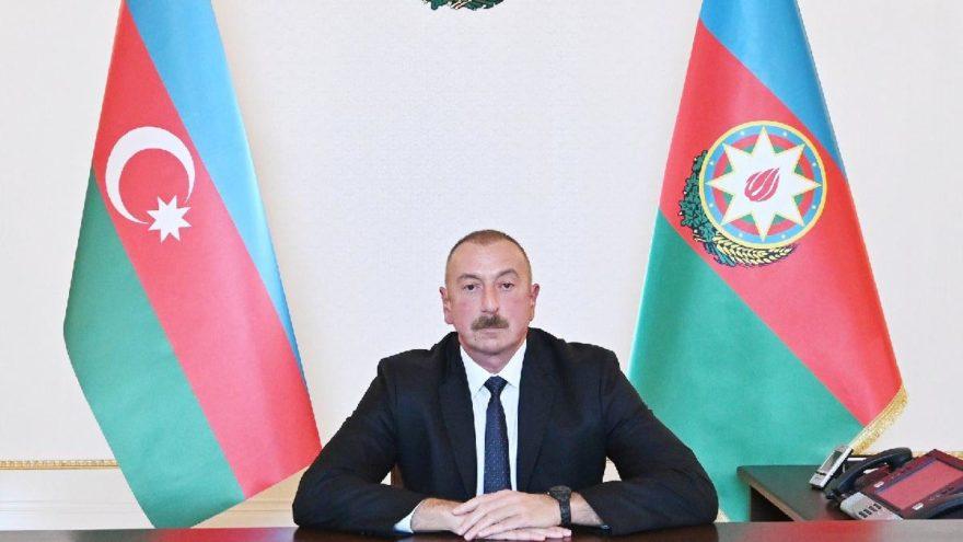 İlham Aliyev, Türk savaş uçakları ile ilgili açıklama yaptı