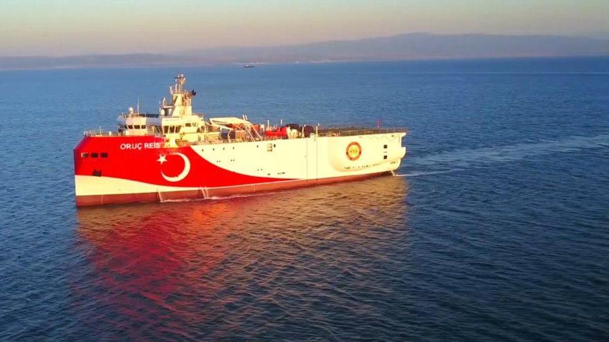 Dışişleri Bakanlığı'ndan Yunanistan'a Oruç Reis tepkisi