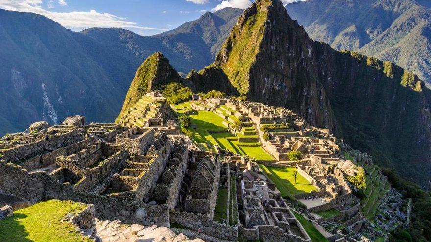 Japon turistin 7 aylık sabrı ödüllendirildi! Machu Picchu onun için kapılarını açtı