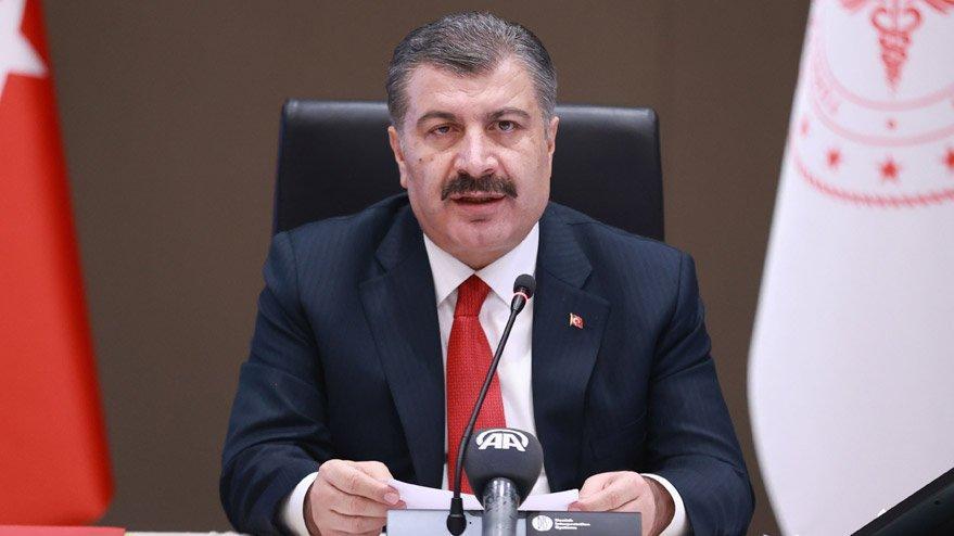 Bakan Koca 5 ilin adını verip uyardı: Bütün Türkiye için risk...