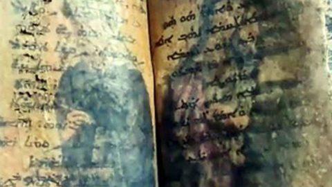 Gaziantep'te 1 milyon dolarlık İncil ele geçirildi