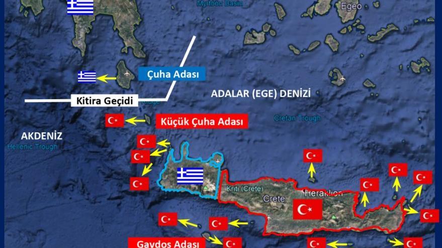 Yunanistan, Ege'deki 19. adamızı da işgal etti