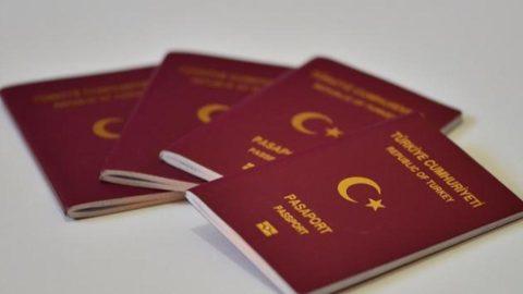 250 bin dolar veren 7 bin 312 kişiye vatandaşlık verildi