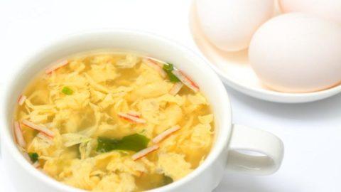 Her gün yumurta yiyip çorba için