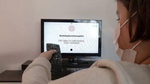 EBA TV canlı ders programı: 8 Ocak EBA ders saatleri açıklandı