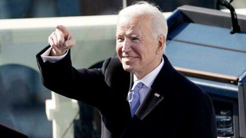 Joe Biden, Twitter'da sadece o ünlüyü takibe aldı