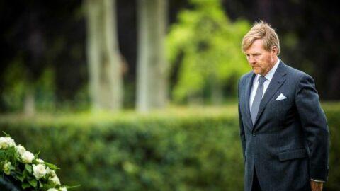 Hollanda Kralı Willem-Alexander, Cevdet Yılmaz'ı affetti