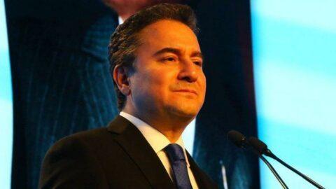 Ali Babacan: Cumhurbaşkanı yanlış ortak seçti