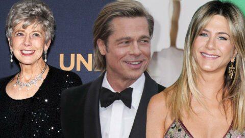 Brad Pitt'in annesinden 'Onunla yeniden evlen' isteği