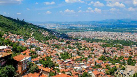 Türkiye'nin ilk 'iklim sokağı' Bursa'da olacak