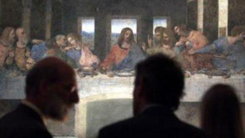 'Son Akşam Yemeği'ni sadece 12 kişi ziyaret edebilecek