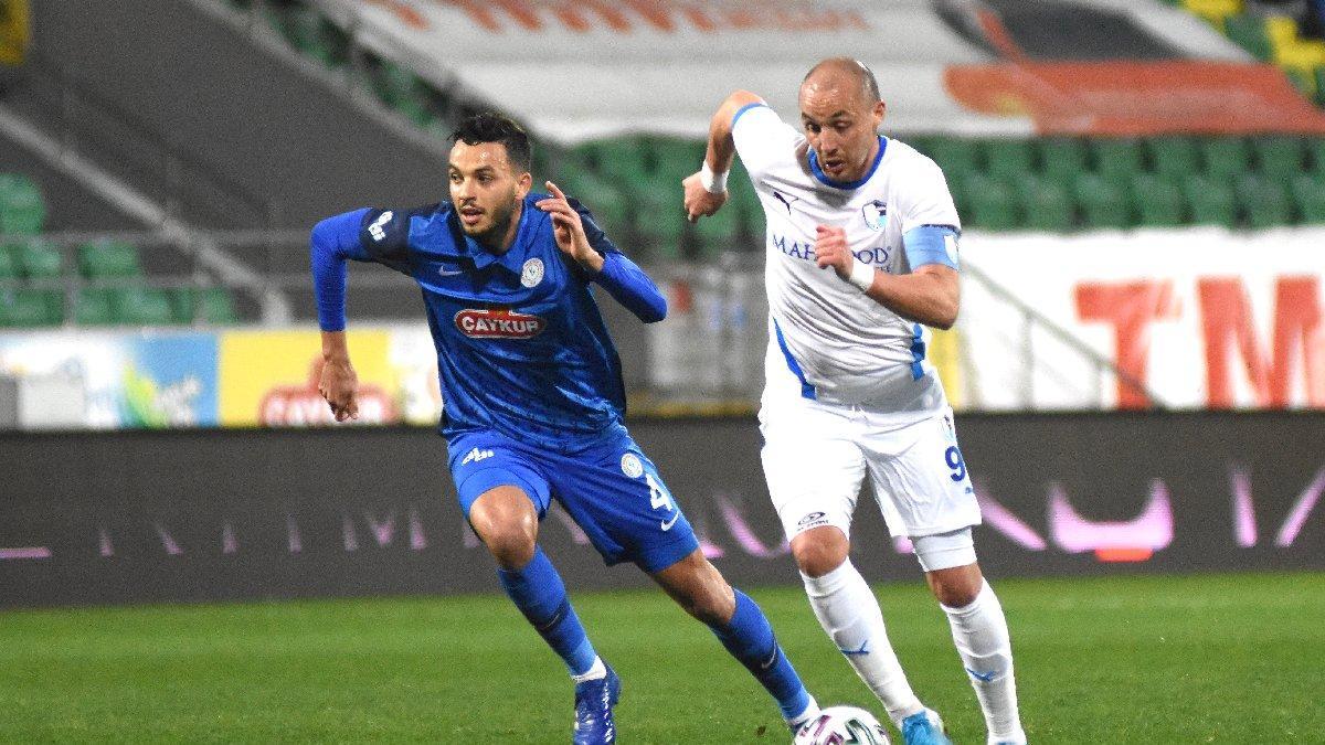 MAÇ SONUCU | Çaykur Rizespor 0-2 Erzurumspor