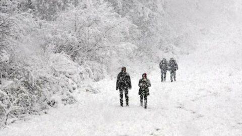 Valilikten kar tatili kararı! Öğrenciler, engeliler, hamileler...