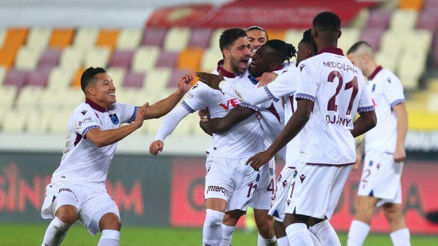 Trabzonspor Başakşehir karşısında 5 sezon sonra bir ilke imza atmak istiyor