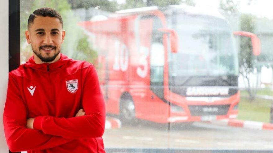 Hamroun: Hedefim Süper Lig'e çıkmak