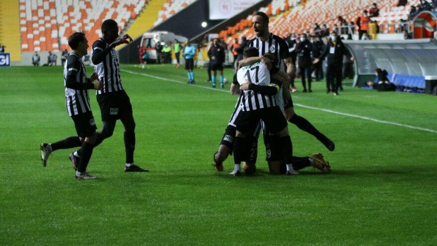 Adana Demirspor'da yeni stadın ilk maçında hüsran