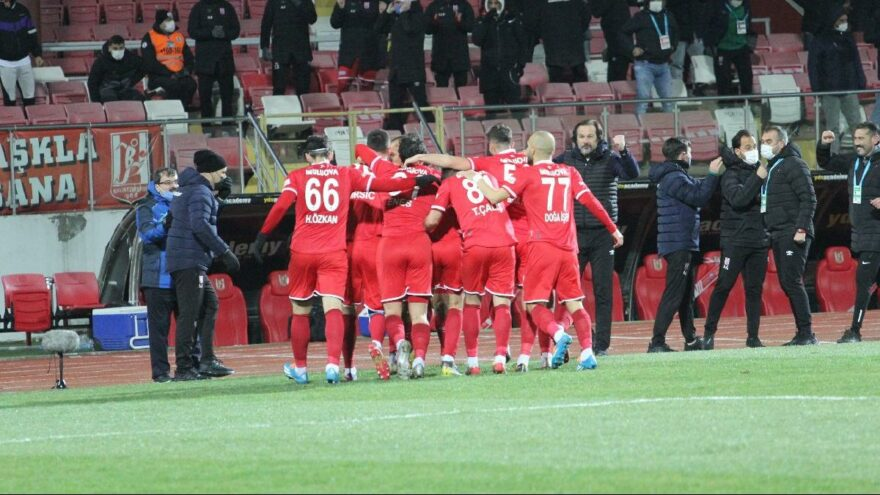 Bursaspor deplasmanda dağıldı… Manaj şov