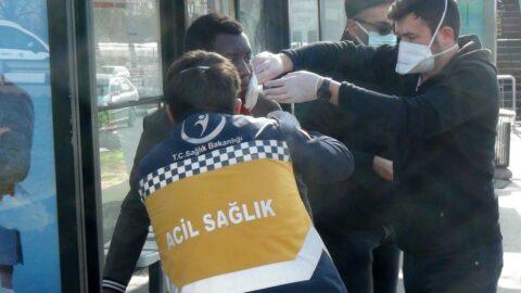 İstanbul'da sustalı dehşet
