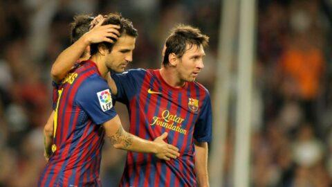 Messi ve Fabregas'ın eşleri yıldızları ikna etti!