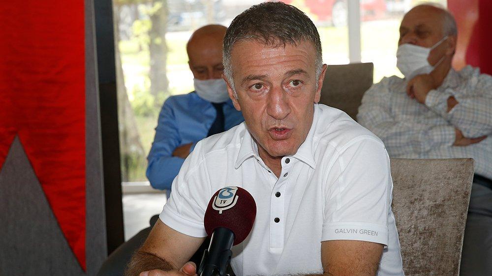 Ahmet Ağaoğlu: 'Herkes adalet arıyorsa demek ki sıkıntı motorda, sistemde'