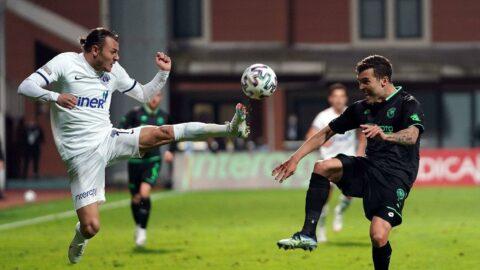 Kasımpaşa, Konyaspor karşısında 1 puanı 90+7'de kurtardı