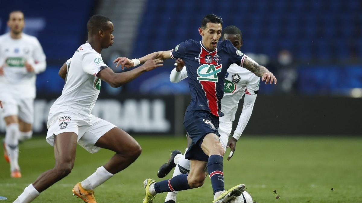 PSG, Lille'i yenerek kupada turladı   Yusuf Yazıcı penaltı kaçırdı