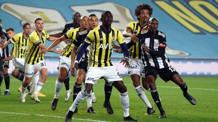 Beşiktaş-Fenerbahçe derbisinde en iyiler kapışacak