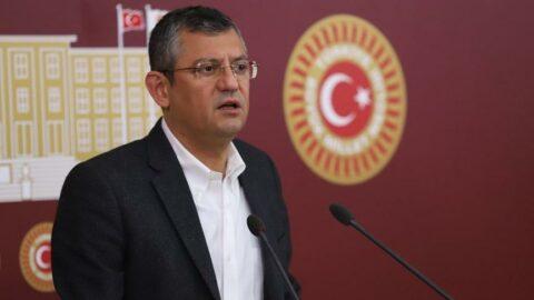 CHP'li Özgür Özel: Bundan sonra şiddet görüp de korunmayan her kadından Erdoğan sorumludur
