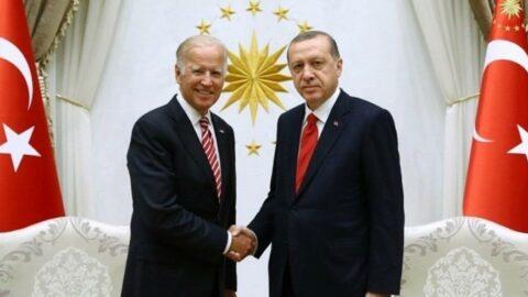 ABD Başkanı Biden'dan Cumhurbaşkanı Erdoğan'a davet ve mektup