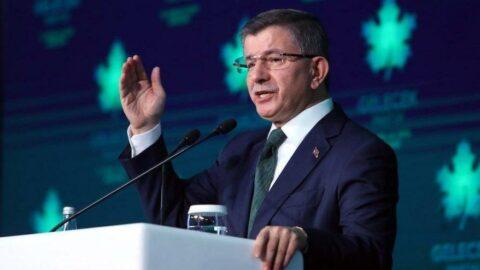 Ahmet Davutoğlu iktidara seslendi: Gerçekleri unutturmaya çalışmayın!