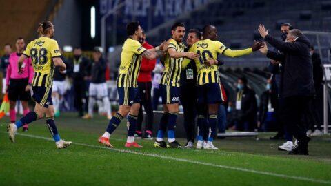 Fenerbahçe'de büyü bozuldu ama o eşik geçilmedi!