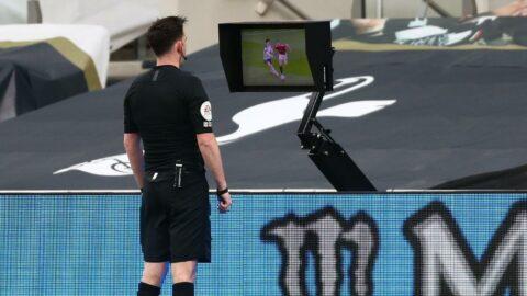 Futbolda yeni dönem: Yarı Otomatik Ofsayt!