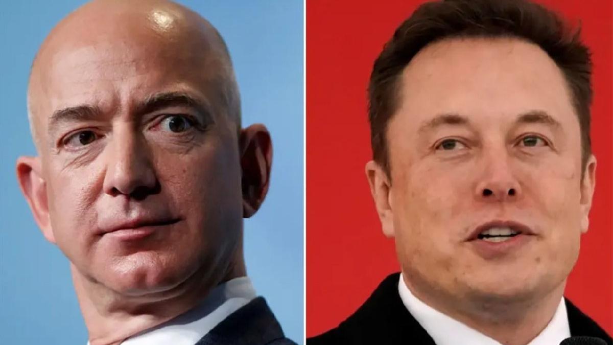 Bezos ve Musk'ın milyar dolarlık savaşı: NASA Ay görevi için SpaceX'i seçti