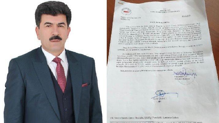 Gri kaçakçılık girişiminin son adresi AKP'li Sancak Belediyesi oldu