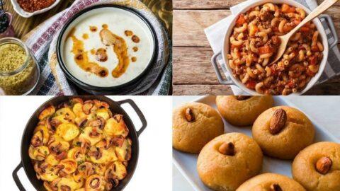 9. gün iftar menüsü: İftara ne pişirsem? Çabuk tarifler…