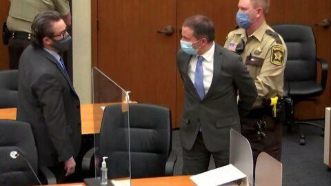 Floyd davasında karar: Chauvin suçlu bulundu... 40 yıl hapis cezası alacak