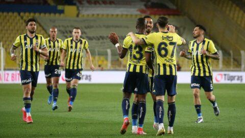 Adrenalin iğnesi ve Fenerbahçe