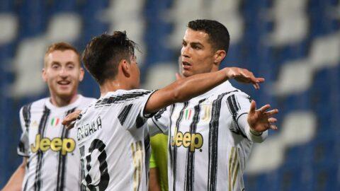 Juve Şampiyonlar Ligi için kazandı! Ronaldo yine tarihe geçti...