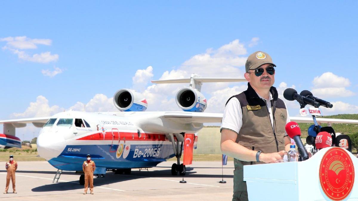 Yerli imkan varken, Rusya'dan günlük 1.3 milyon liraya uçak kiraladılar