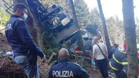 İtalya'daki teleferik kazasında can kaybı yükseliyor