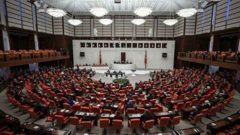 11 milletvekili hakkında fezlekeler Meclis'e sunuldu