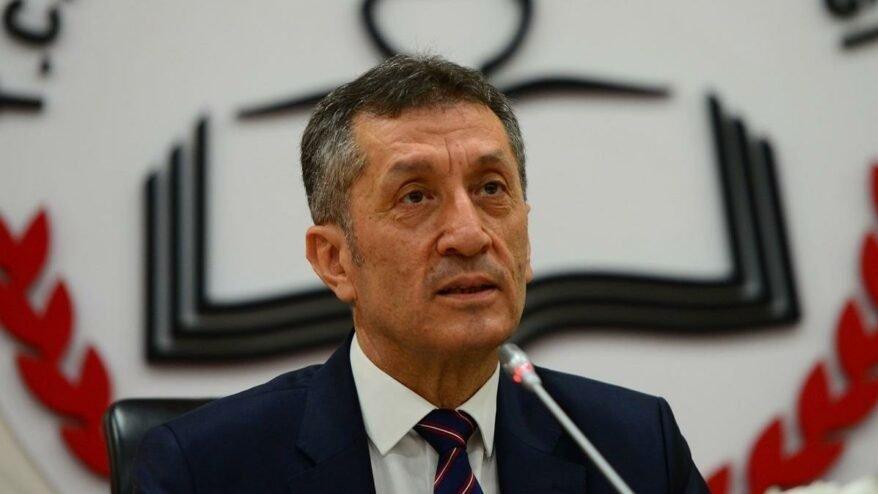 Milli Eğitim Bakanı Ziya Selçuk'tan öğretmenler için aşı açıklaması