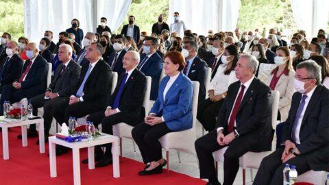 Kılıçdaroğlu ve Akşener'den 'Millet iktidarı' mesajı