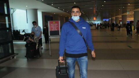 Oussama Tannane transfer için İstanbul'da