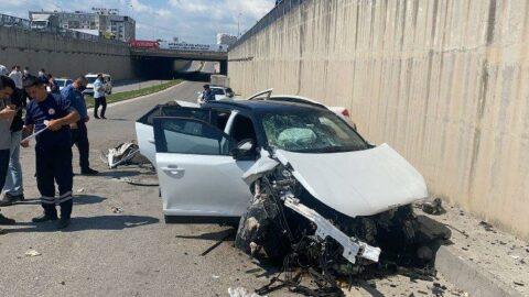 Hatay'da feci kaza: 4 ölü