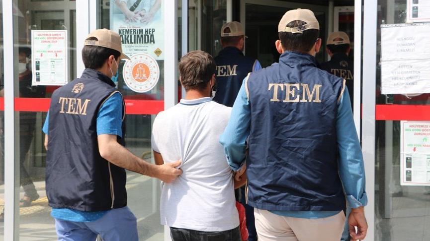 3 ilde IŞİD operasyonu: 2 gözaltı
